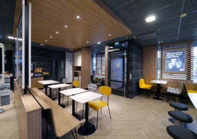 McDonald's projekteja